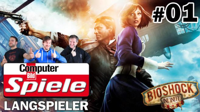 Actionspiel Bioshock – Infinite: Logo ©2K Games