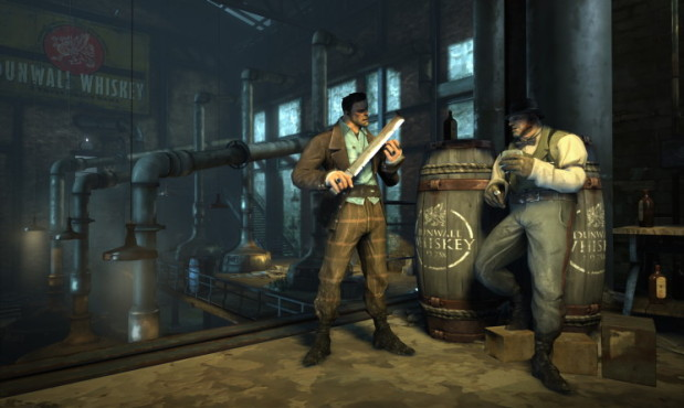 Actionspiel Dishonored: Dunwall Brewery ©Bethesda