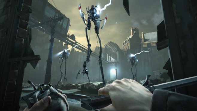 Actionspiel Dishonored: Flooded District ©Bethesda