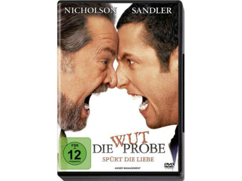 Die Wutprobe ©Sony Pictures Home Entertainment