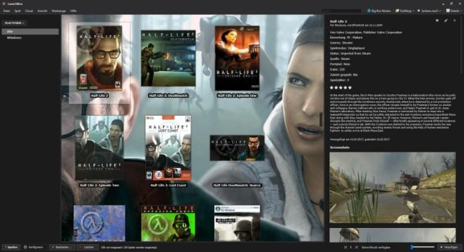 LaunchBox ©Unbroken Software