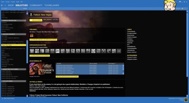 Steam Customizer ©Blumont Interactive