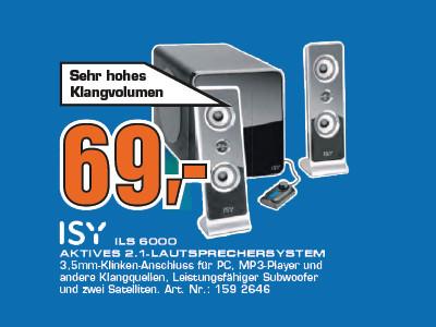 ISY ILS-6000 ©Saturn