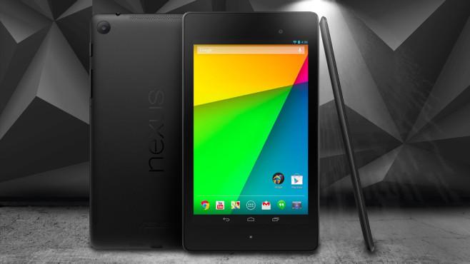 Tablet-PC Google Nexus 7©COMPUTER BILD, Google, Asus, sellingpix - Fotolia