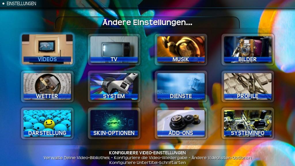 Screenshot 1 - EasyVDR