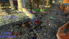 Rollenspiel World of Warcraft: Kampf © Blizzard
