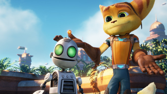 Ratchet & Clank © Focus Features