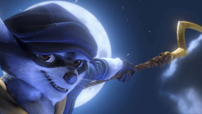 Sly Cooper © Rainmaker Entertainment