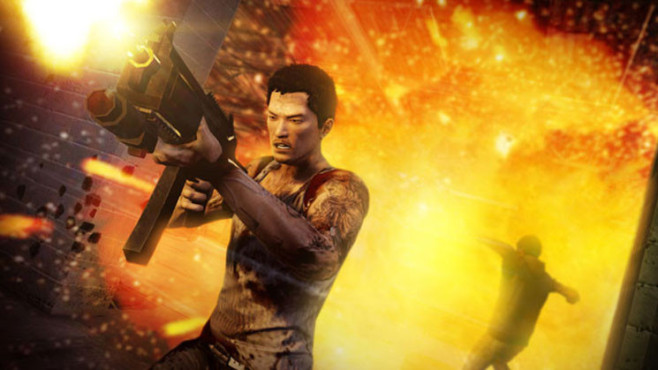 Actionspiel Sleeping Dogs: Explosion © Square Enix