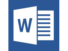 Microsoft Word 2013©Microsoft
