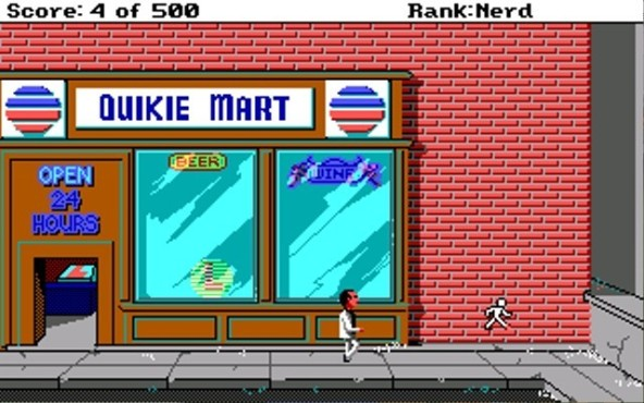 Abenteuerspiele Leisure Suit Larry 2 ©Verschiedene