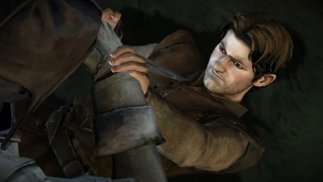Game of Thrones Telltale Games (Episode 1) © Telltale Games