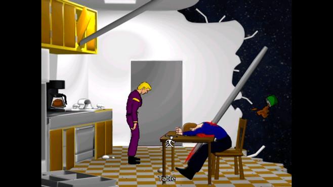 Space Quest: Incinerations ©Chris Ushko