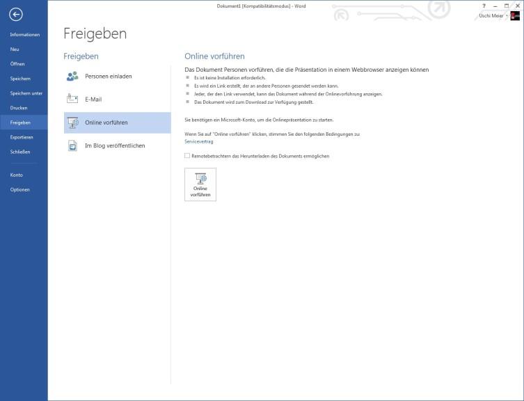 microsoft word 2013 15.0.4420.1017 - download - computer bild, Einladungen