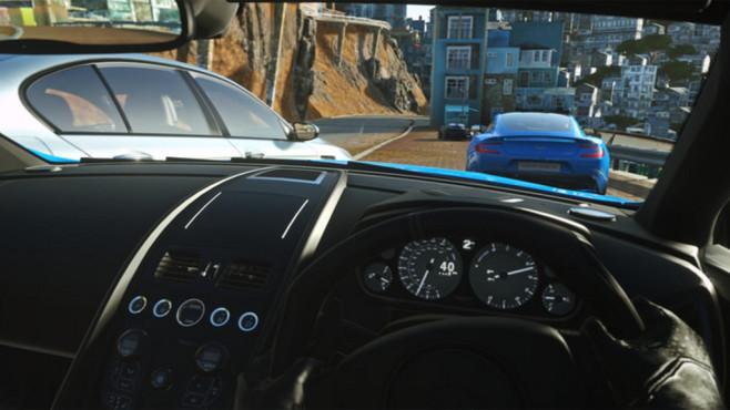 DriveClub VR: Rennen©Sony