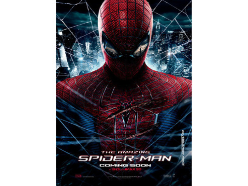 The Amazing Spider-Man ©Columbia Pictures