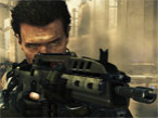 Actionspiel Call of Duty – Black Ops 2: Kanone©Activision