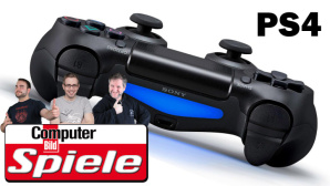 Playstation 4: Controller©Sony
