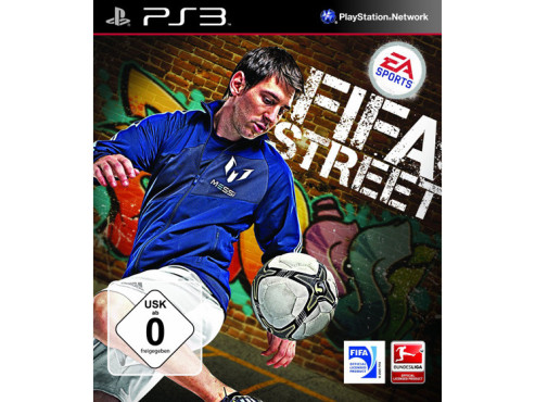 Fifa Street ©Electronic Arts