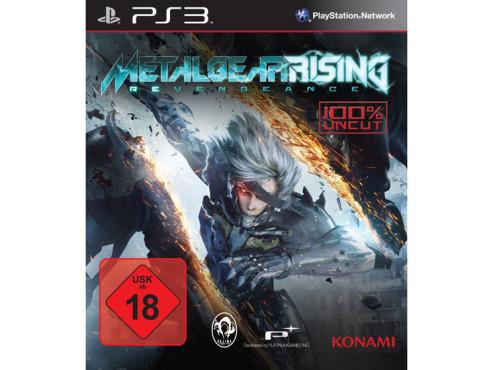 Metal Gear Rising: Revengeance (uncut) ©Konami