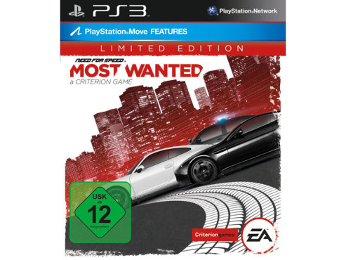 Need for Speed – Most Wanted ©Electronic Arts