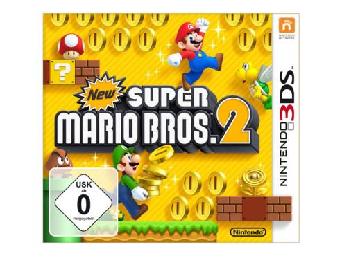 New Super Mario Bros. 2 ©Nintendo