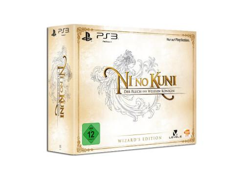 Ni no Kuni: Der Fluch der weißen Königin - Wizard's Edition ©Namco Bandai