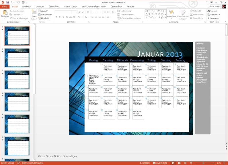 PowerPoint-Vorlagen - Download - COMPUTER BILD