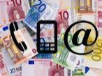 Verivox: Deutsche zahlen fast 50 Euro für DSL, Festnetz und Mobilfunk! Ideal für Vielsurfer: Ein Datentarif mit hohem Datenvolumen macht mobil und unabhängig.©leroy131 - Fotolia.com, redkoala - Fotolia.com