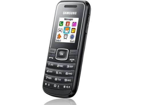Samsung E1050 ©Samsung