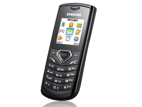 Samsung E1170i ©Samsung