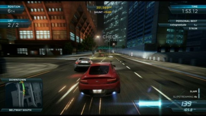 Rennspiel Need for Speed – Most Wanted: Nitro ©Electronic Arts