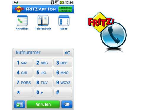 Fritz!App Fon ©AVM GmbH
