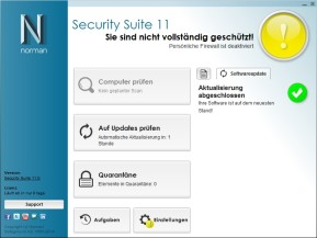 Norman Security Suite (32 Bit)