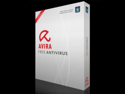 Avira Free Antivirus 2013 ©COMPUTER BILD
