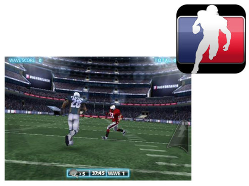 Backbreaker Football © Naturalmotion Games