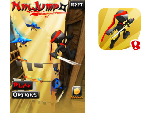 NinJump © Backflip Studios Inc.