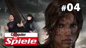 Actionspiel Tomb Raider: Let's Play #4©Square Enix