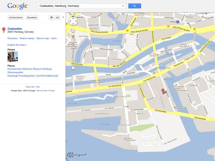 Streit mit Microsoft: Verbot für Google Maps in Deutschland ...