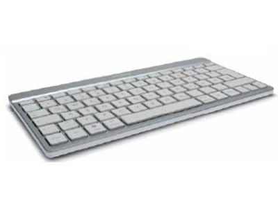 Bluetooth-Tastatur Medion P81032 für Tablet-PCs ©Aldi