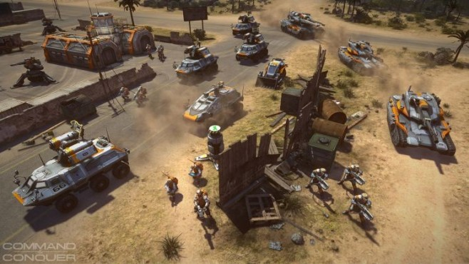 Bilder: Command & Conquer © Electronic Arts