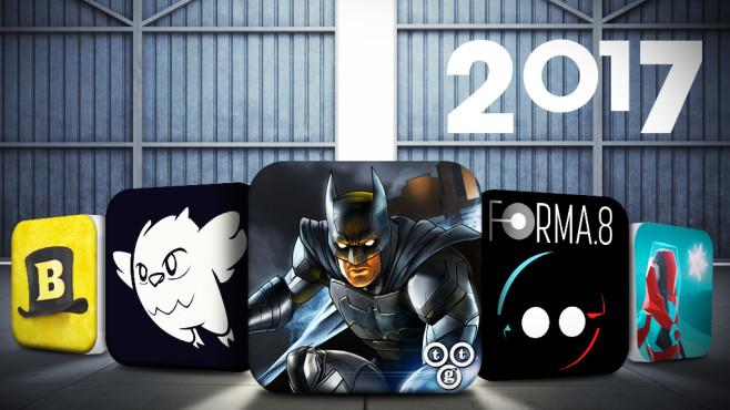 Spiele-Apps des jahres 2017©FreshPaint-Fotolia.com, Telltale Games, Mixedbag Srl, cubio, Thomas Young, Crescent Moon Games