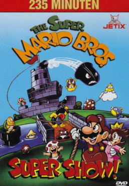 Die Super Mario Brothers Super Show © UIEG Entertainment GmbH