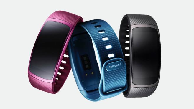 Samsung Gear Fit II ©Samsung