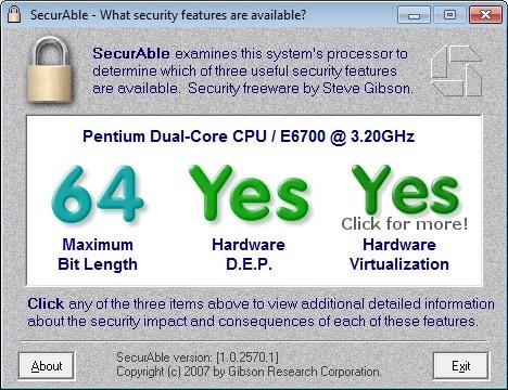 Screenshot 1 - SecurAble