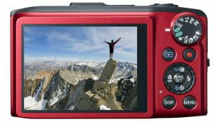 Rückseite Canon PowerShot SX280 HS©Canon