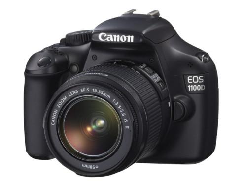 Canon EOS 1100D ©Canon
