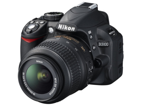 Nikon D3100 (367,00 Euro) ©Nikon