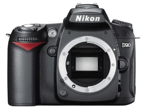 Nikon D90 ©Nikon
