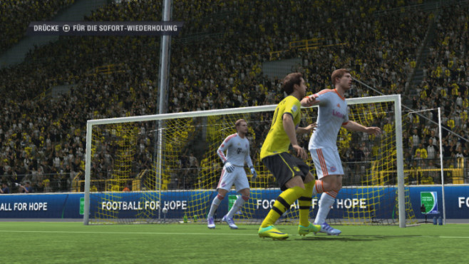 Fußballspiel Fifa 13: Grips © Electronic Arts